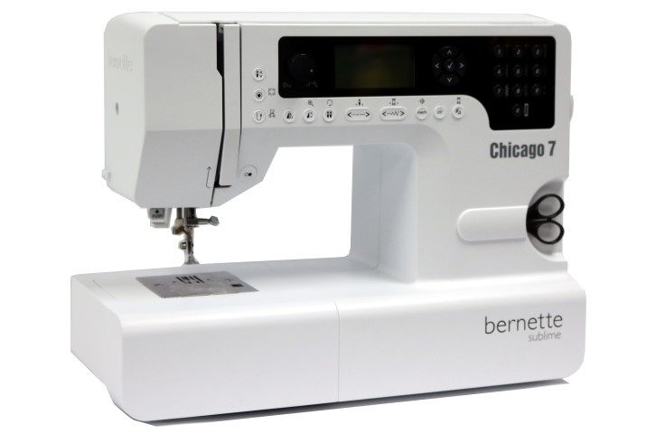Bernette Chicago 7 sewing machine